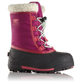 Sorel Youth Cumberland Boots Deep Blush